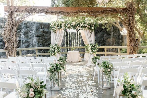 fakta rustic wedding, rustic wedding di indonesia