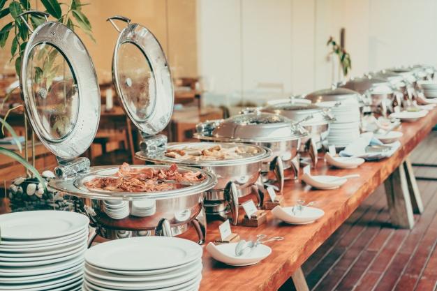jumlah porsi catering pernikahan