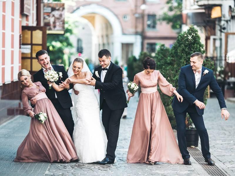 Daftar Tugas Groomsmen di Pernikahan